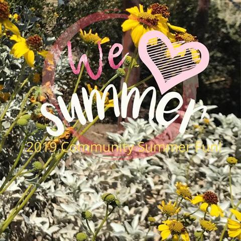 We Love Summer Photo