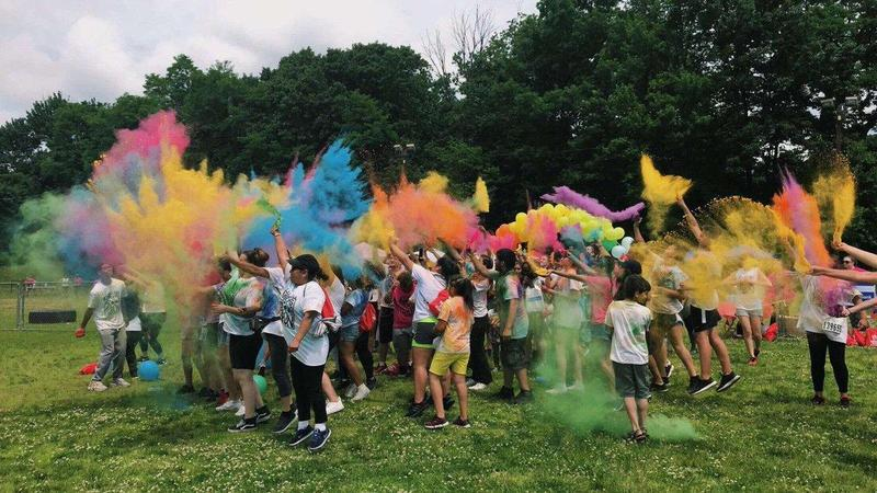 MRHS Color Run