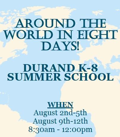 K-8 Summer School Featured Photo