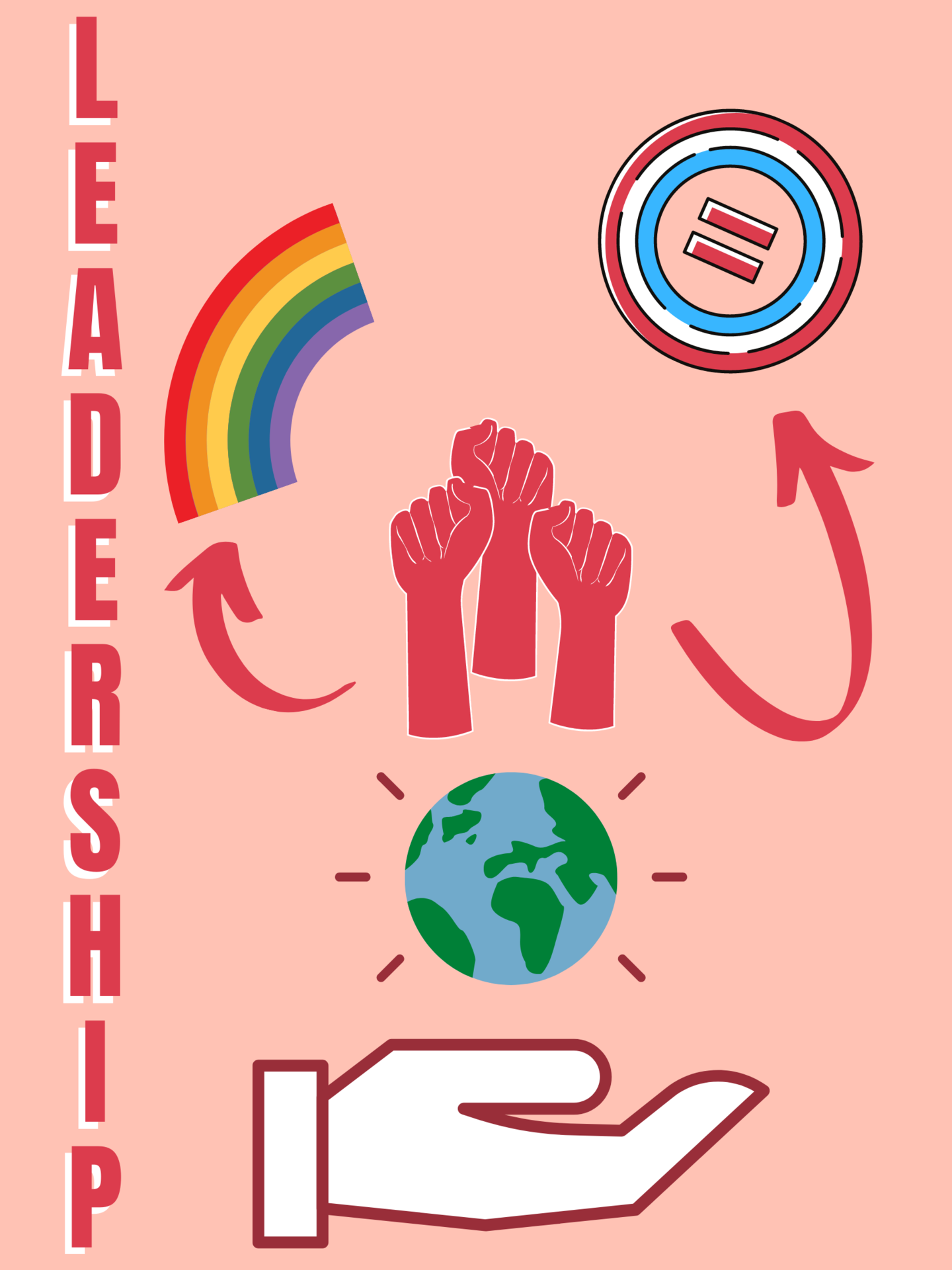Valentina's Leadership Poster