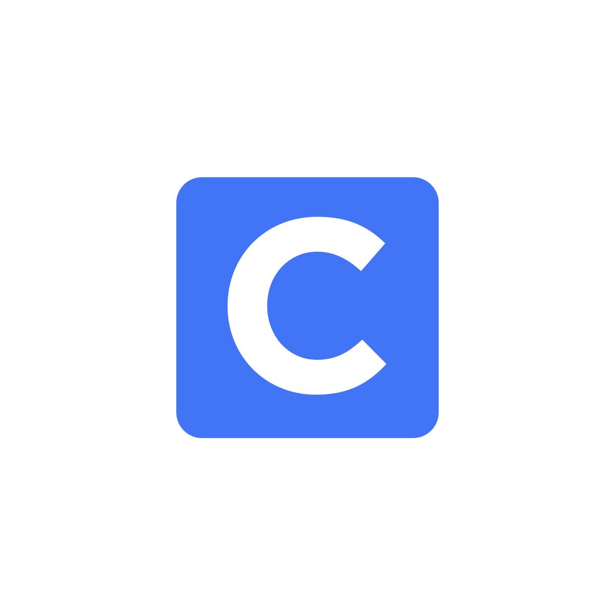 purple c clever logo