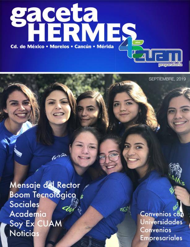 Gaceta Hermes Septiembre 2019