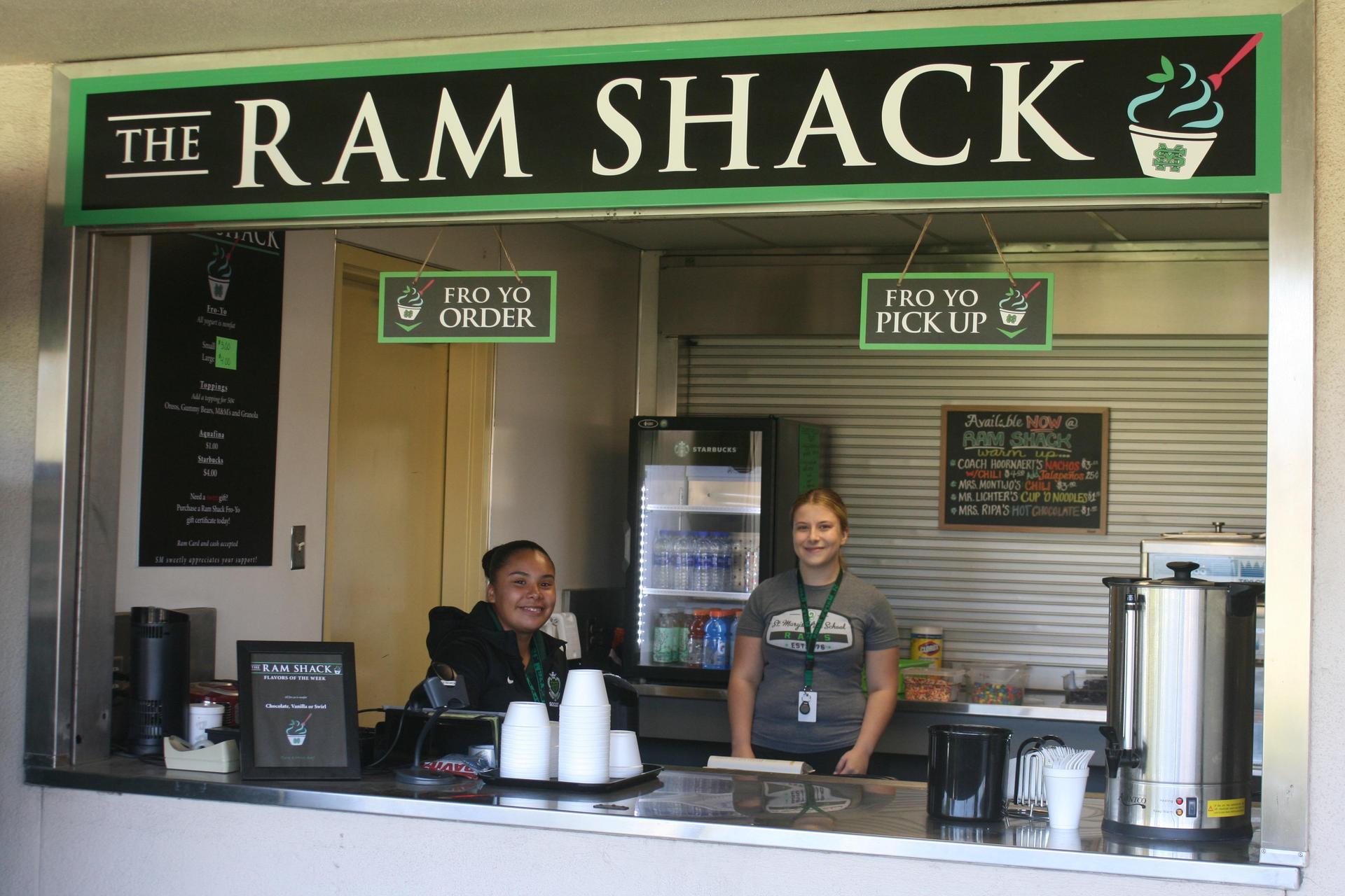 ram shack
