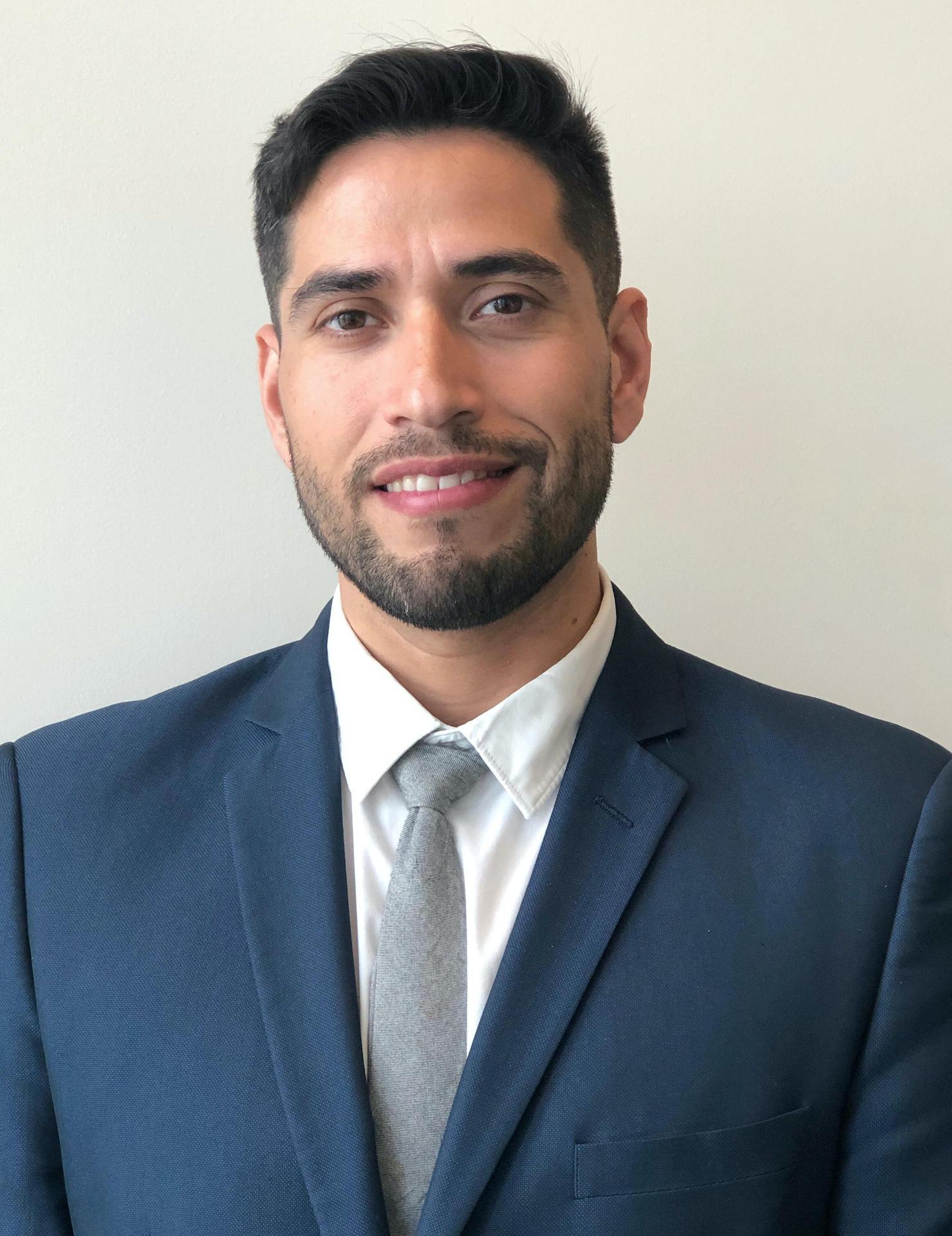 Dominic Alpuche, CFO