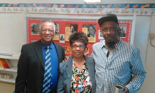 Mr. Carmen, Ms. Ventress and Mr. Hayes