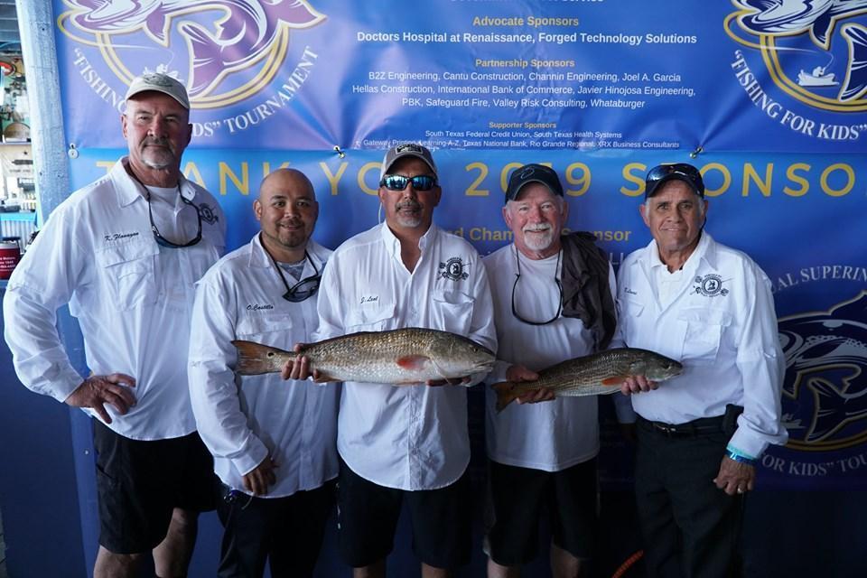 2019 Fishing Tournament