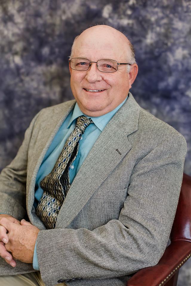 Richard Crowley, School Board Secretary