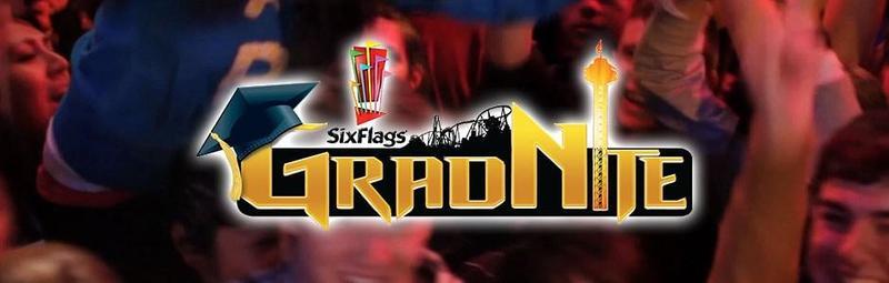 8th-Grade Six Flags Grad Nite: Friday, May 31st Thumbnail Image