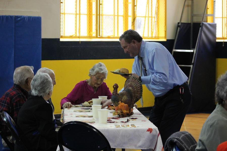 Retired Teacher Luncheon 2018