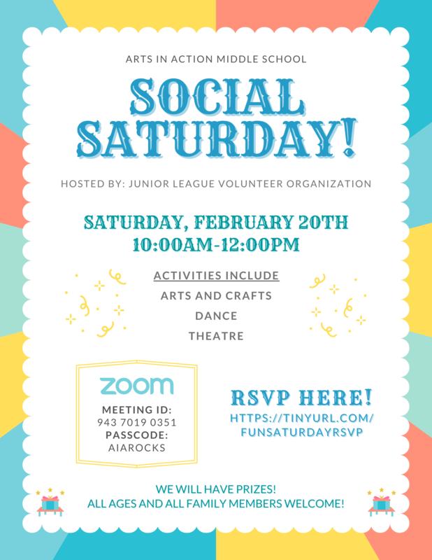 Social Saturday/ Sabado Social Thumbnail Image