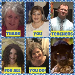 RWS Admin Team Thank you collage