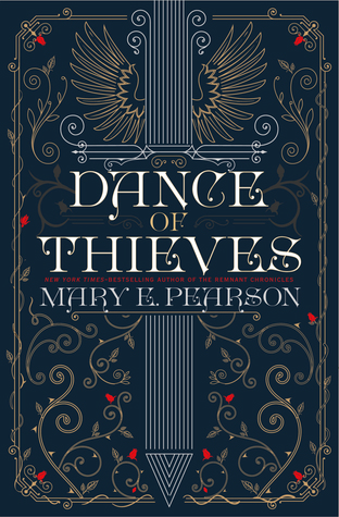 Book cover for Dance of Thieves