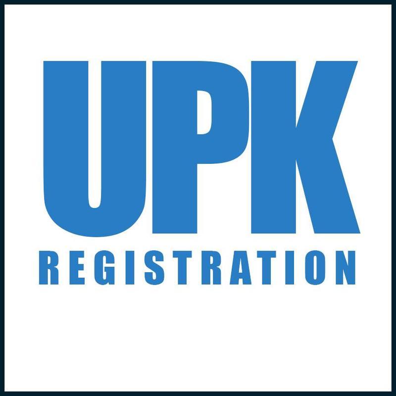 UPK REGISTRATION