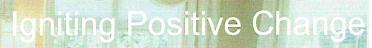 Igniting positive change log