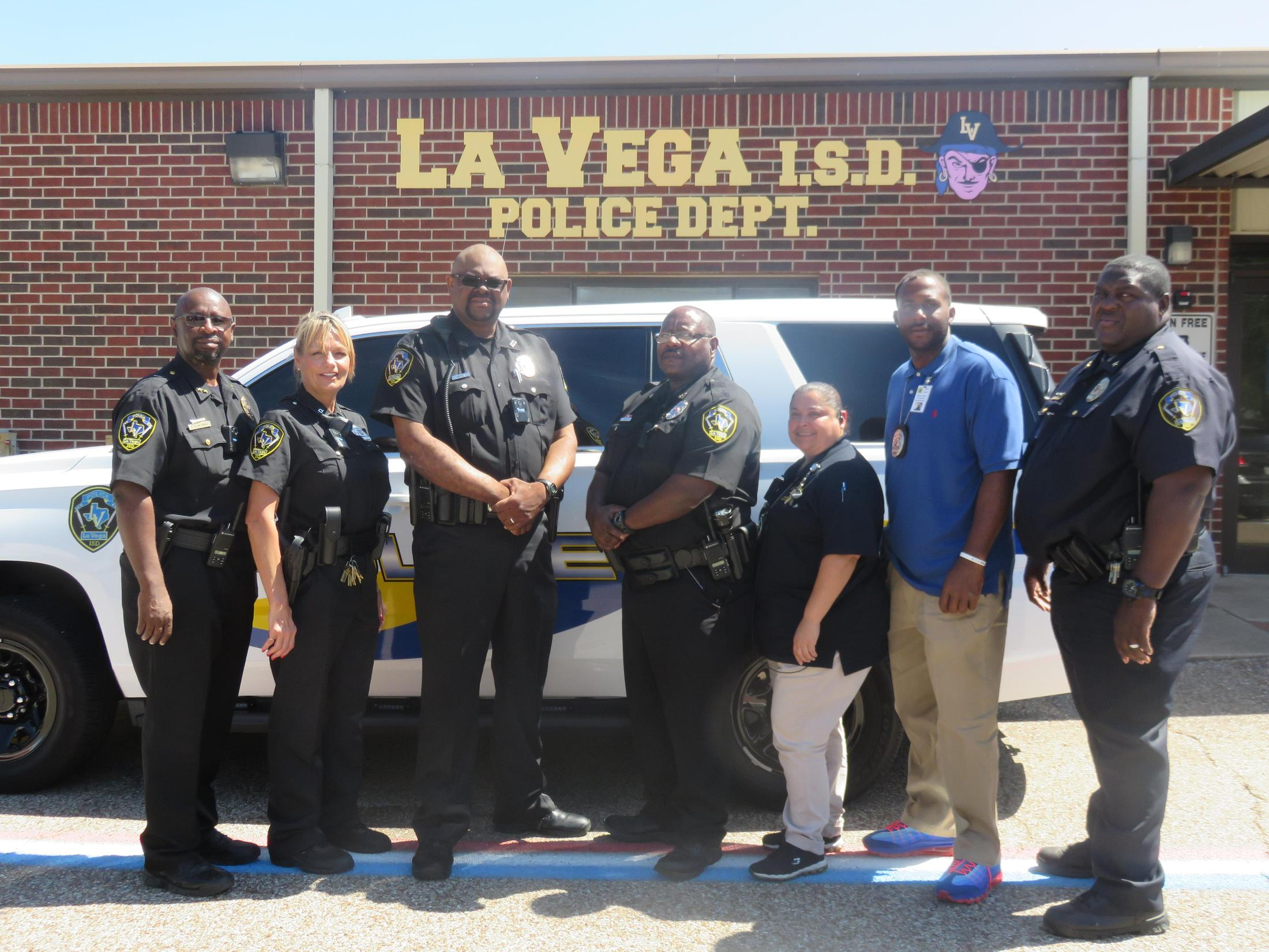 Protecting and Serving the Students – Police Department – La