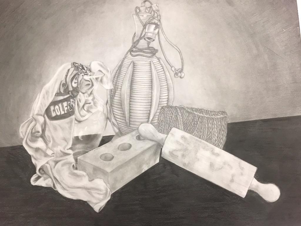 Brandywine student artwork