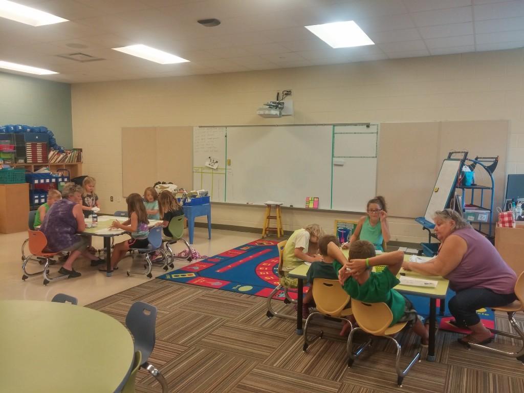 Literacy Camp