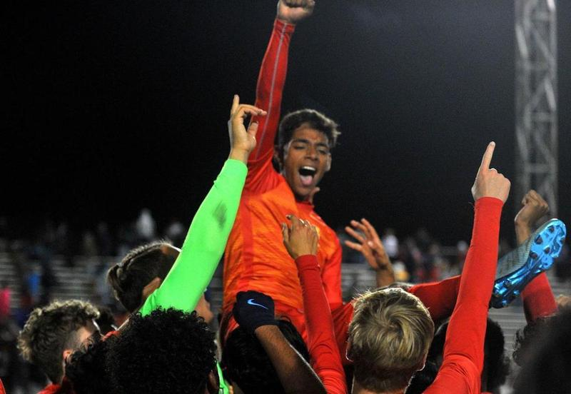 Rocky soccer tops Quincy for first-ever outright Big 6 title Featured Photo