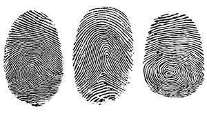 Picture of fingerprints