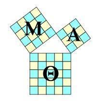 Mu Alpha Theta Logo
