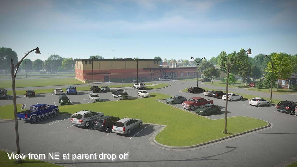 Jefferson Elementary Project