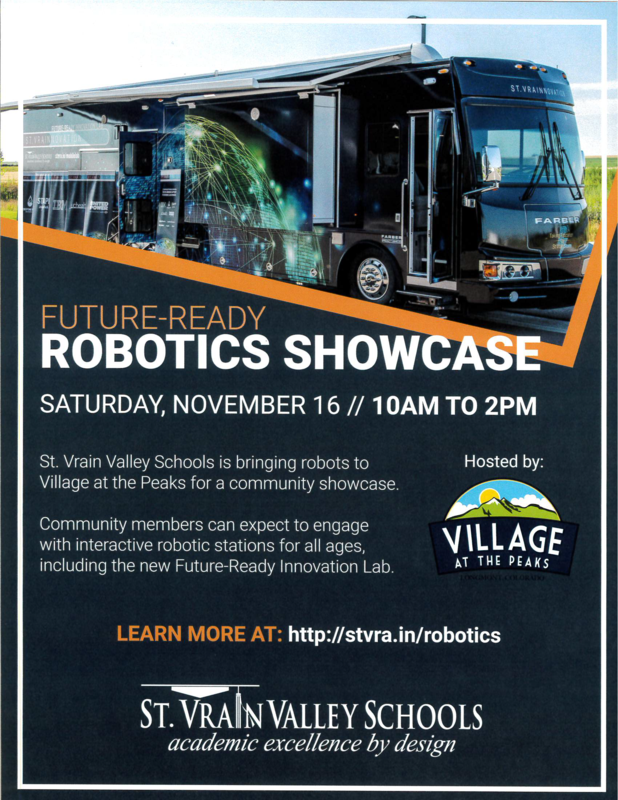 SVVSD Robotics Showcase