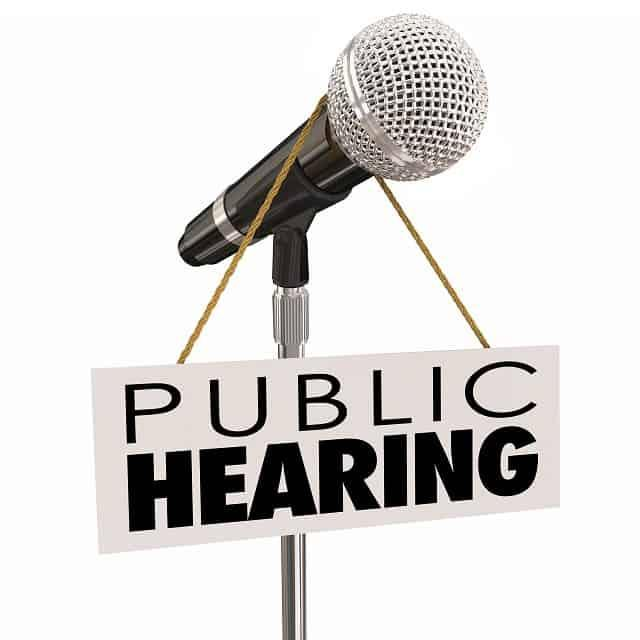 Public Hearing Notices - Pupil Textbook & Instructional Materials and Learning & Continuity & Attendance Plan Featured Photo