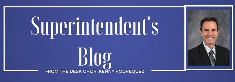 Superintendents Blog