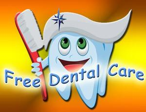 Free Dental Care Logo