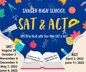 SAT and ACT test site