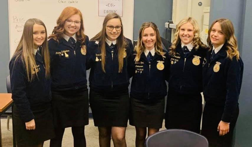 FFA District Leadership