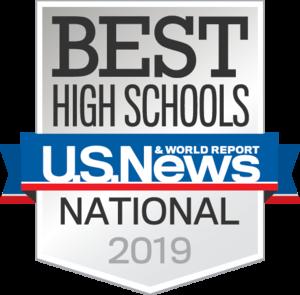 Best High Schools Badge