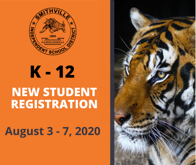 K-12th Grade New Student Registration