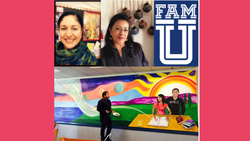 FamU starts Tuesday!  Meet our Staff! Featured Photo