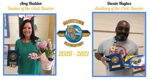 Teacher and Auxiliary of 3rd Quarter.JPG