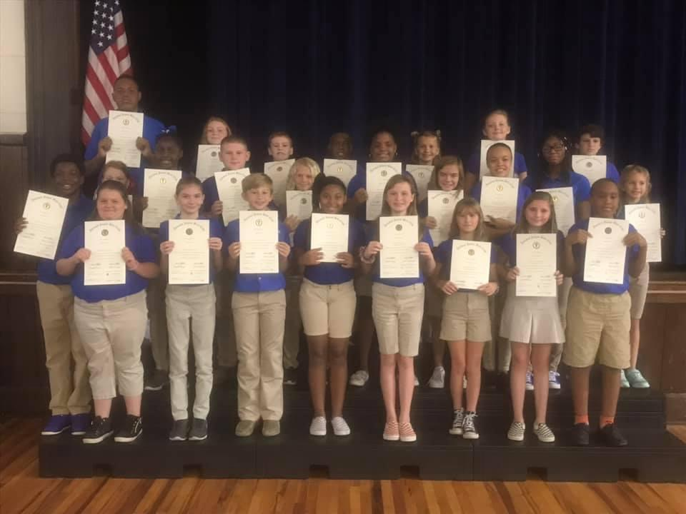 Beta Club Induction 2019