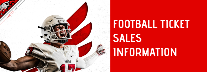 RESERVED FOOTBALL TICKET SALES INFORMATION Thumbnail Image