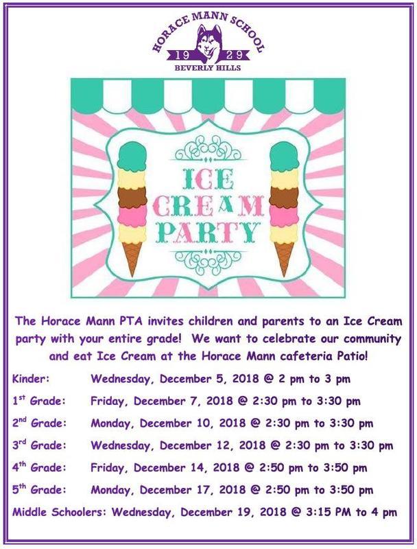 Ice Cream Parties! Featured Photo