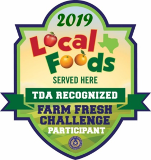 Local Food Farm Fresh Challenge Badge