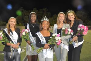 Congratulations to the 2019 Homecoming Queen -Erika Jackson!