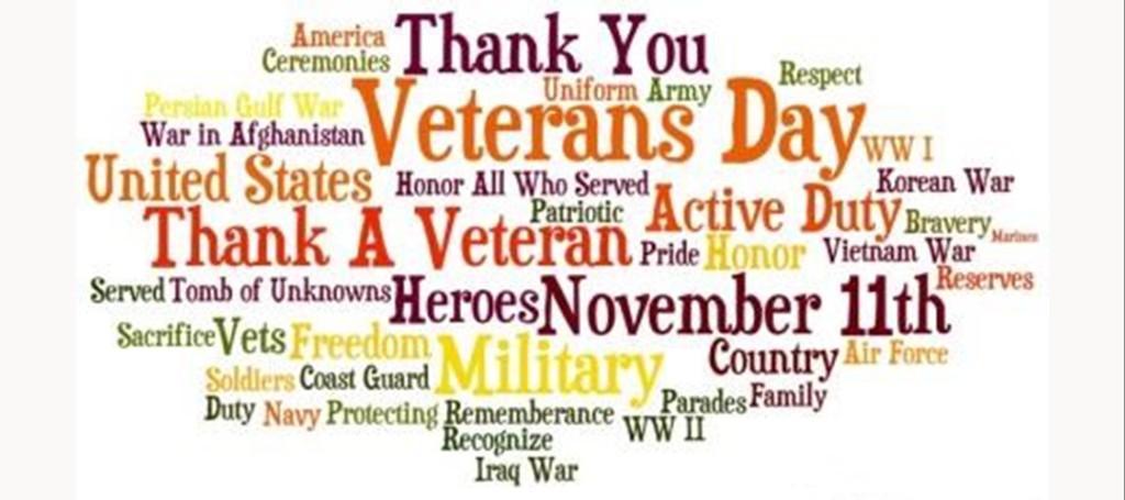 Veterans Day wordle