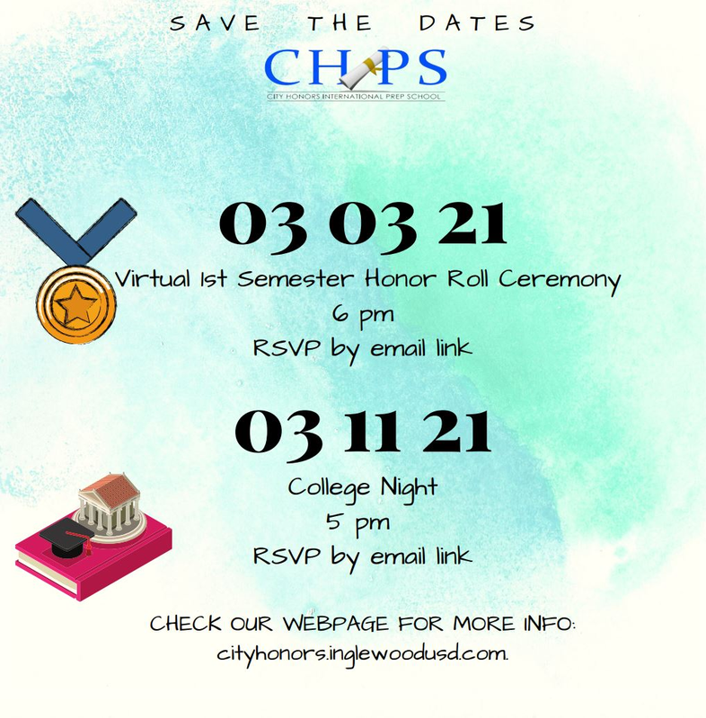 Save the Dates... Featured Photo