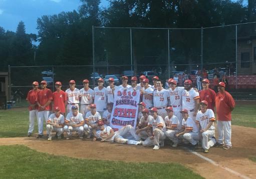 State Baseball Team