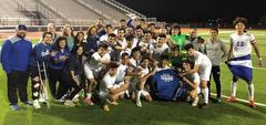 The Brewer High School soccer team defeated Colony High 1-0 for the Bi-District Championship on March 28.The boys will play Burleson for the Area Championshipat 7:30 p.m.Tuesday, April 2 at Herman Clark Stadium in Fort Worth. It will be game 2 of a double header.