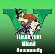 The Miami Unified School District Would Like To Thank The Community For Their Ongoing Support Featured Photo