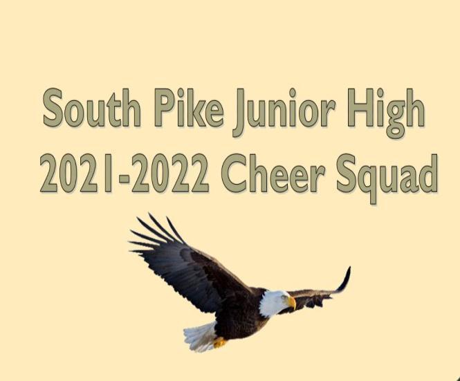 SPJH Cheer Team