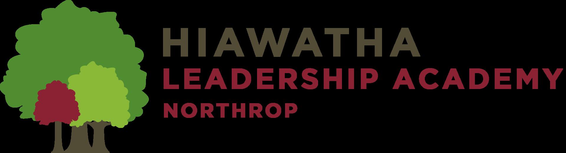 Hiawatha Leadership Academy - Northrop logo
