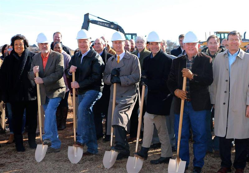 Public Safety Center Groundbreaking Featured Photo