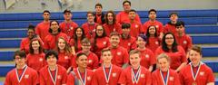 24 Brewer High School students advanced to the State SkillsUSA Competition.