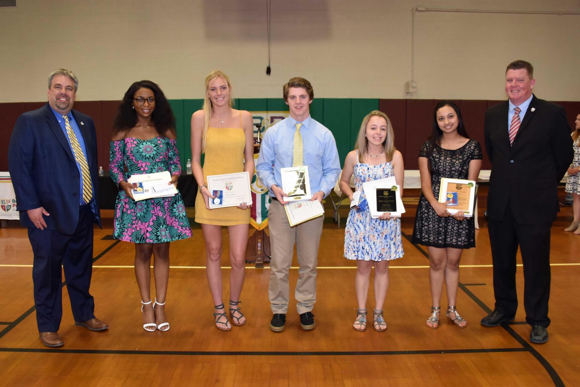 Senior Award